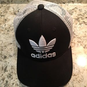 Adidas women's hat from Urban Outfitters